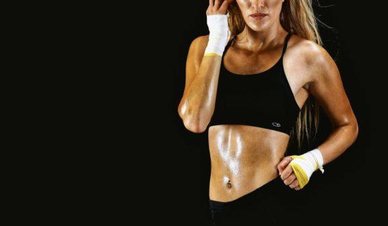 Domowy trening grup mięśni