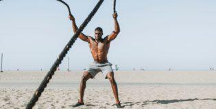 Ćwiczenia w klubie fitness