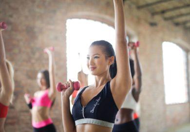 Jak wytrwać w postanowieniu celu treningowego.